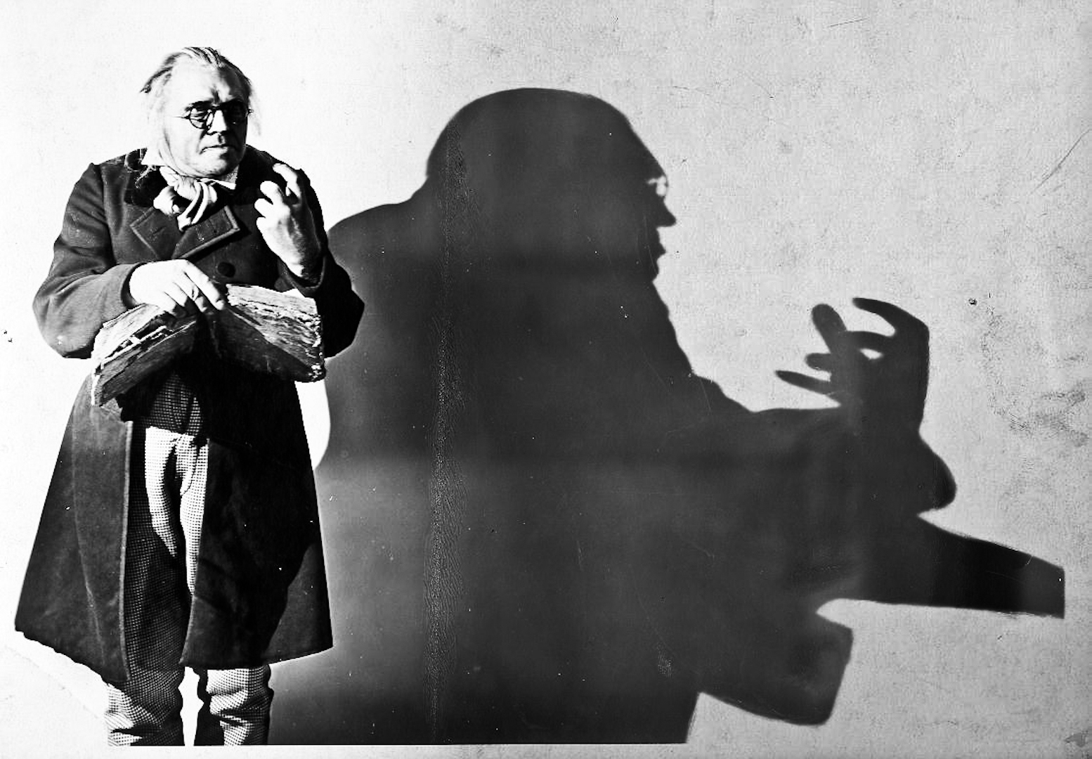 Documentaire Dr Caligari ou l'invention du film d'horreur