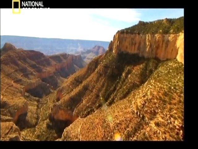 Documentaire Le grand canyon (2/2)