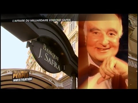 Documentaire L'horrible meurtre du milliardaire Edmond Safra