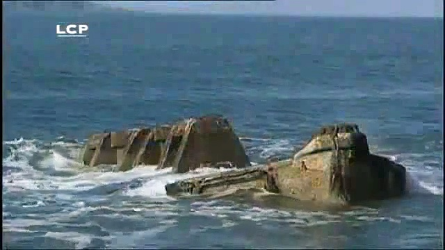 Documentaire Opération Mulberry Arromanches