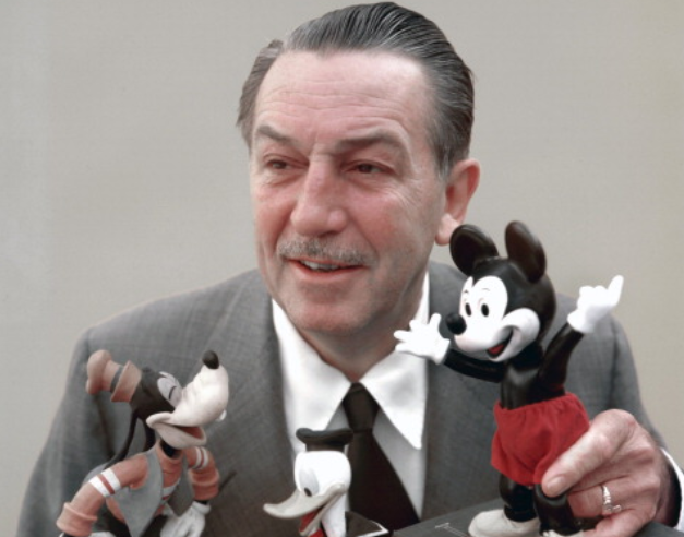Documentaire Walt Disney (3/4)