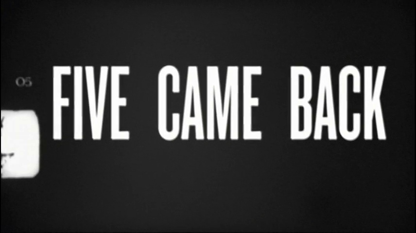 Documentaire Five came back