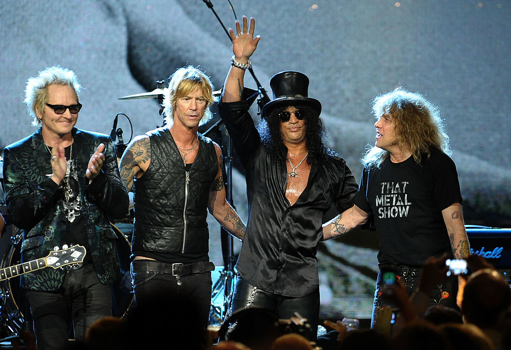 Documentaire Guns N'Roses : summer of scandals (1/2)
