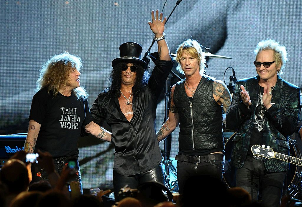 Documentaire Guns N'Roses : summer of scandals (2/2)