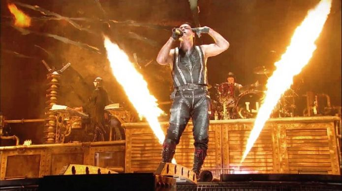Documentaire Rammstein aux USA (2/2)
