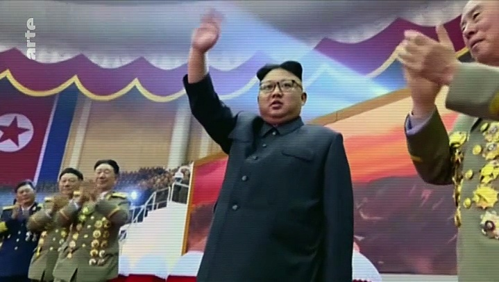 Documentaire La folie atomique de Kim Jong-un