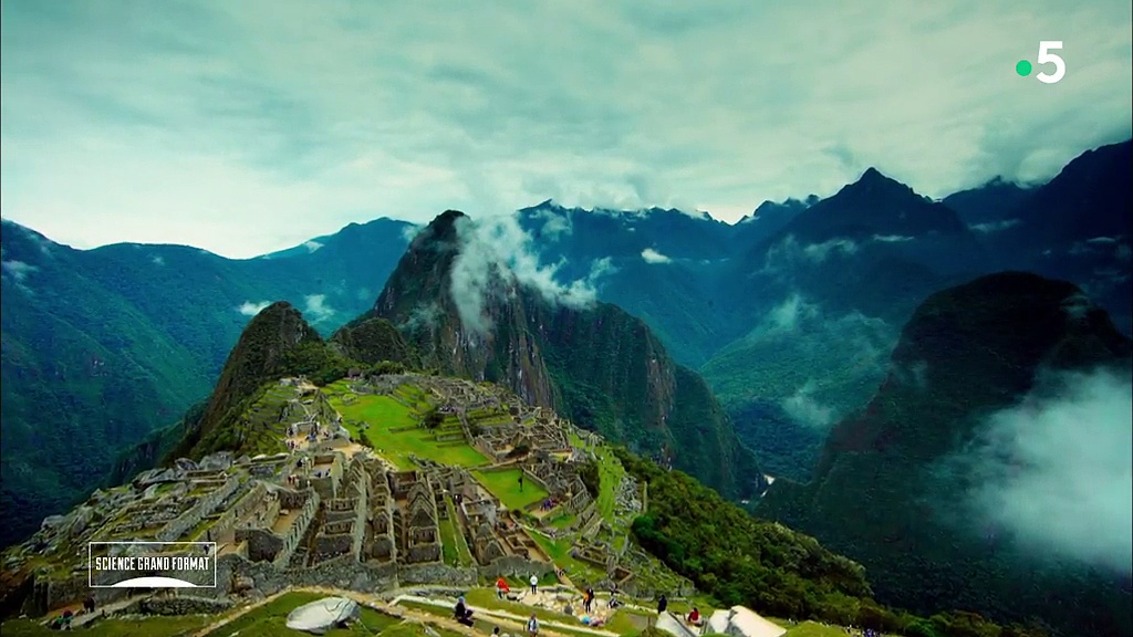 Documentaire Machu Picchu, le secret des Incas