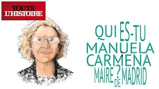 Documentaire Qui es-tu Manuela Carmena ? Maire de Madrid