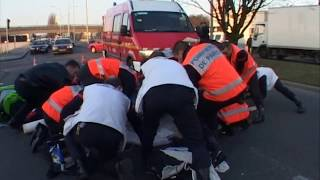 Documentaire Anges gardiens – pompiers de Paris