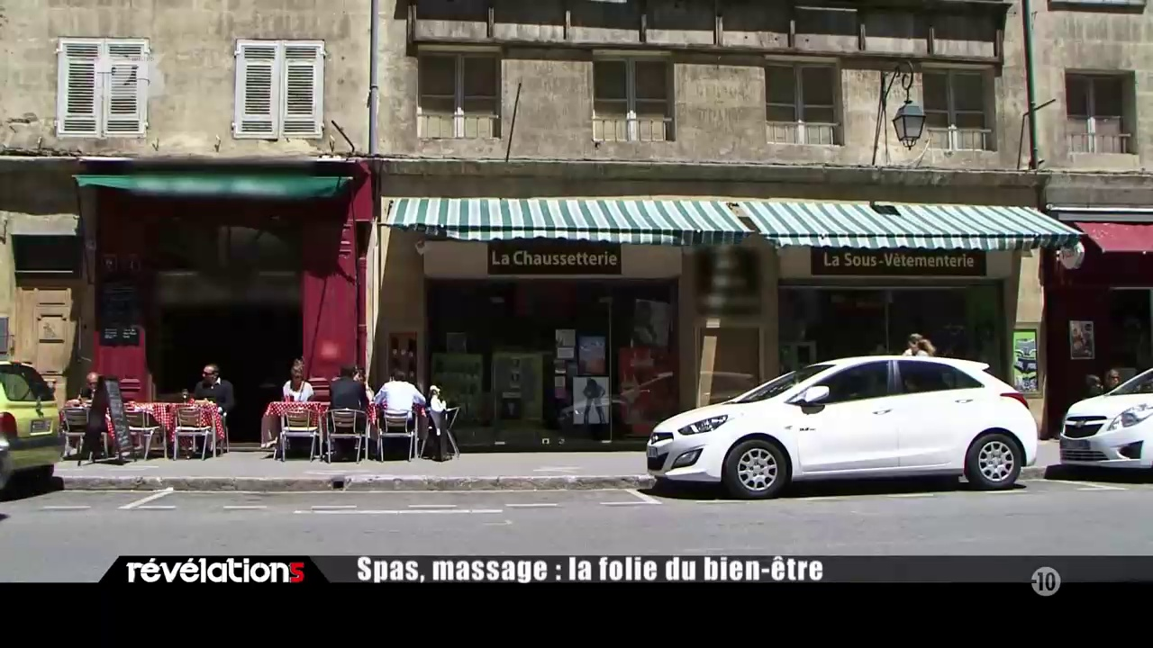 Documentaire Spas, massages : la folie du bien-être (2/2)