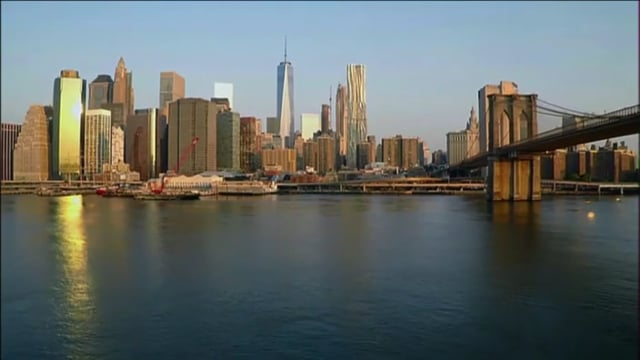 Documentaire Sur les toits de New York – Le monde en face