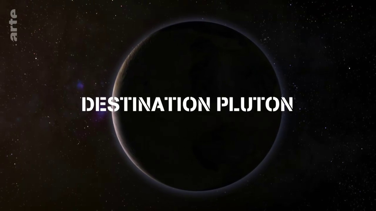 Documentaire Destination Pluton, les révélations de la sonde New-Horizon