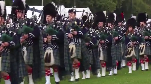 Documentaire L'Ecosse des clans