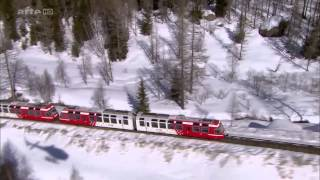 Documentaire Un billet de train pour le Mont-Blanc