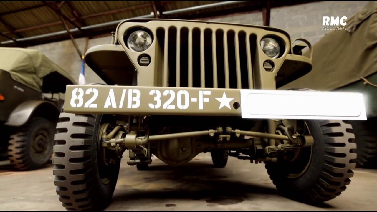 Documentaire Vintage Mecanic – La jeep willys