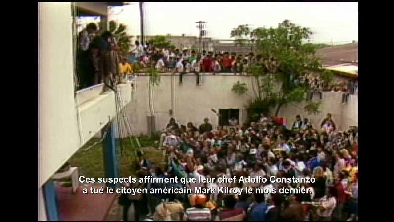 Documentaire Crimes Occultes – Sacrifices humains à Matamoros