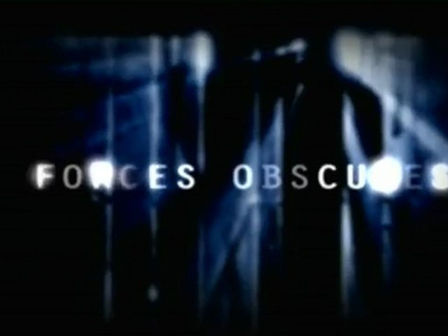 Forces Obscures - OVNIS