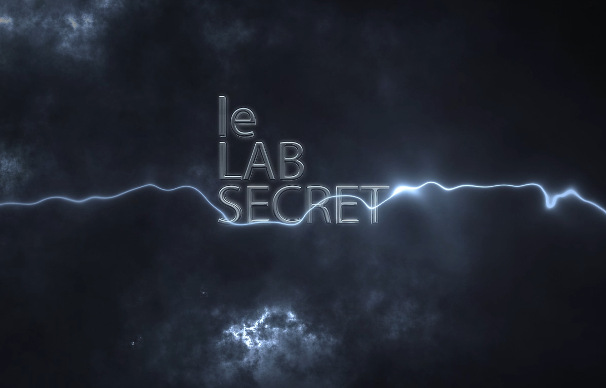 Le lab secret - Le poltergeist d'Enfield