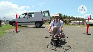 Documentaire Les coulisses de la science – Les drones