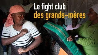 Documentaire Le fight club des grands-mères