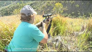 Suzanne : profession chasseuse