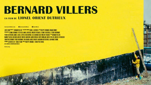 Documentaire Bernard Villers