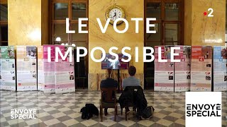 Le vote impossible