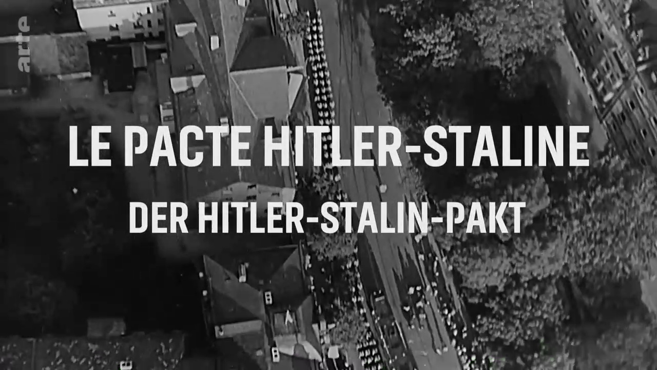 Documentaire Le pacte Hitler – Staline (1/2)