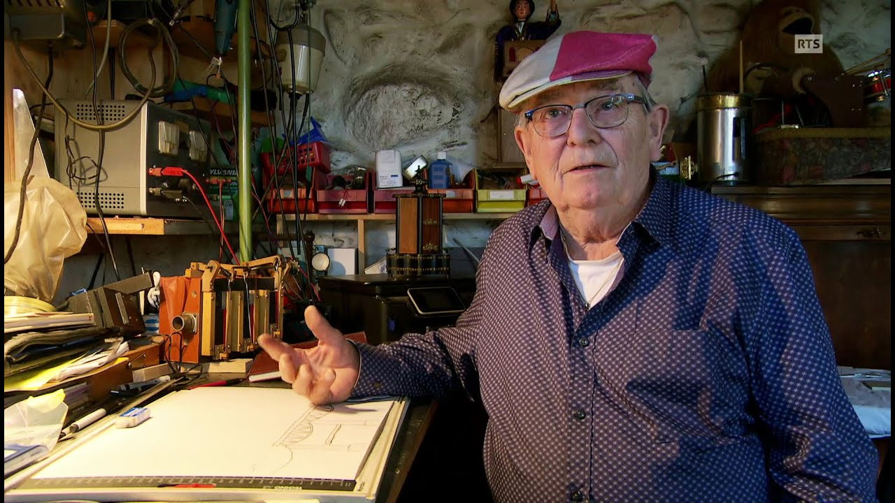 Documentaire Jeannot les doigts d'or