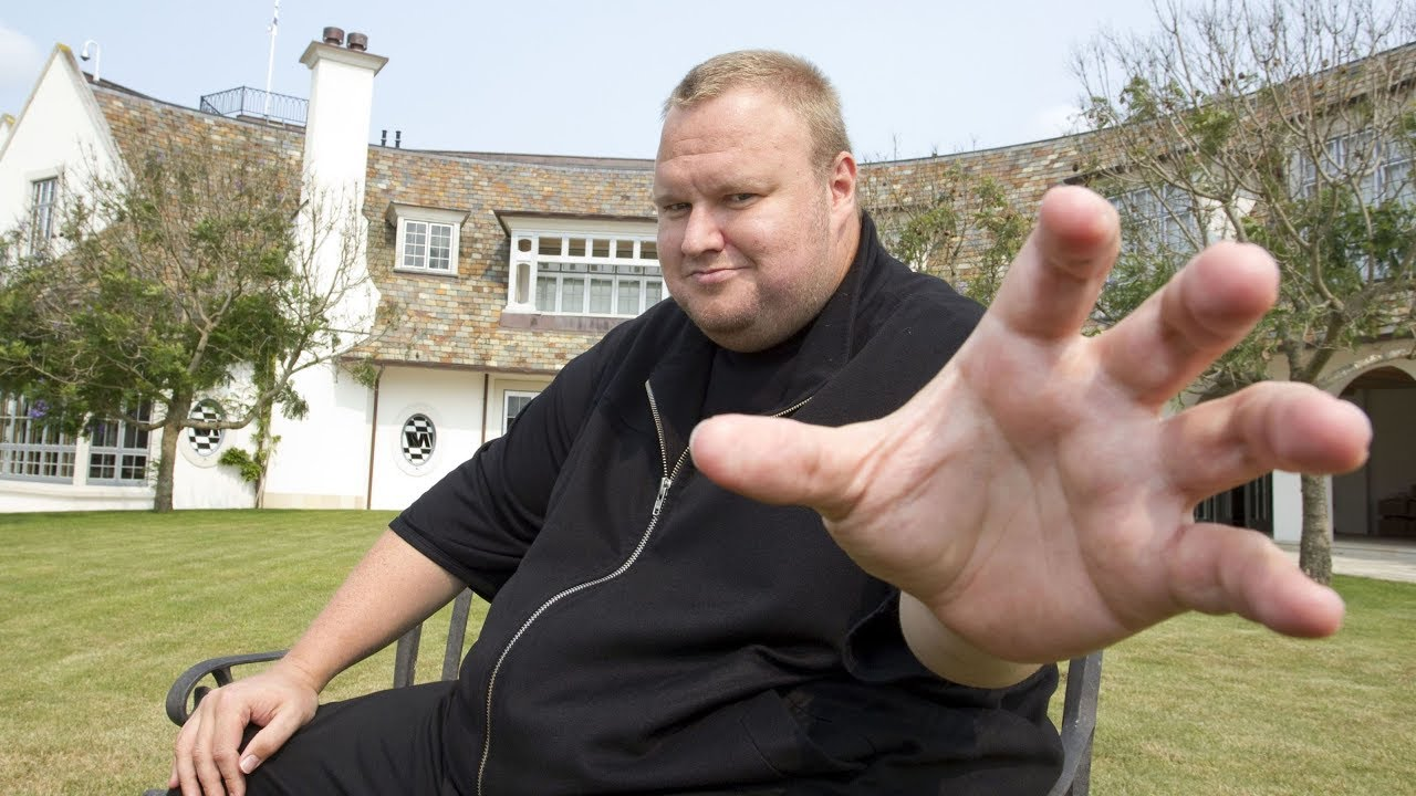 Documentaire Kim Dotcom, le méga pirate