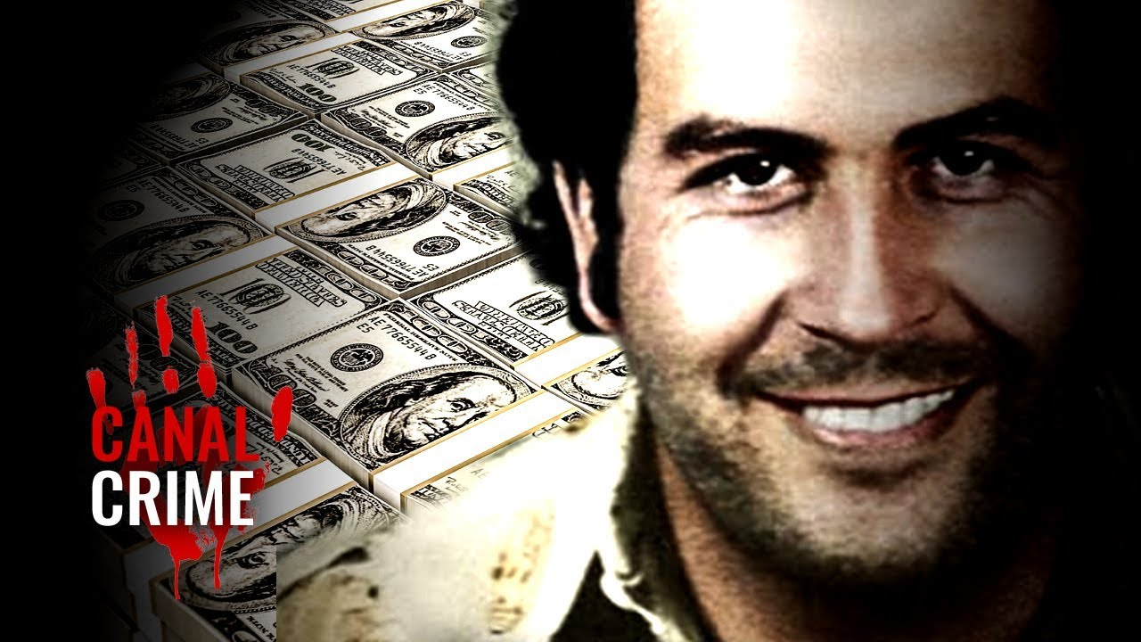 Documentaire Pablo Escobar, le roi de la cocaïne