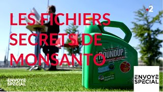 Documentaire Les fichiers secrets de Monsanto
