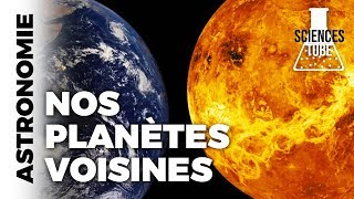 Documentaire Exploration de l'univers – Nos planètes voisines