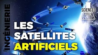 Documentaire Les satellites artificiels humain
