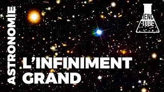 Documentaire L'infiniment grand de l'Univers
