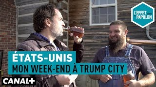 Documentaire États-Unis : mon week-end à Trump City