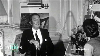 Documentaire Dalí au Meurice