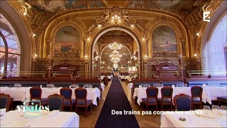 Documentaire Le Train Bleu de la Gare de Lyon
