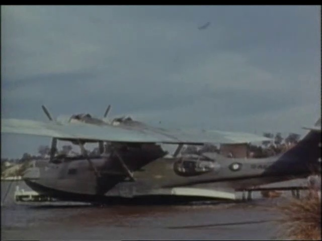 Documentaire Les ailes de légende – Consolidated PBY Catalina