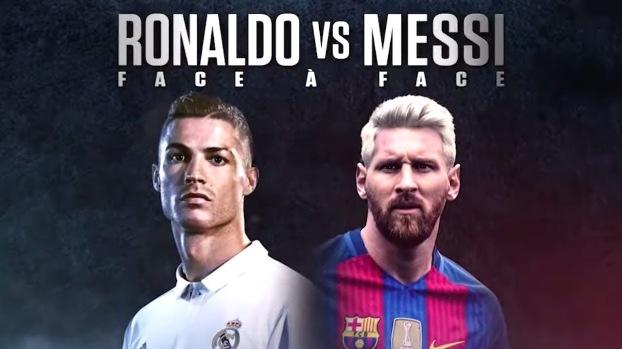 Ronaldo VS messi : ballon d'or