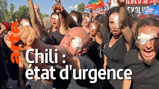 Chili : un pays en ébullition