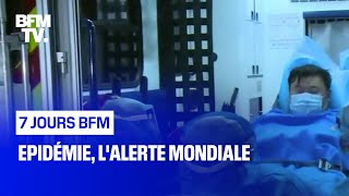 Documentaire Epidémie, l'alerte mondiale