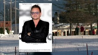 Stars et showbiz : destination ski