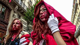 Documentaire La folie Zombie