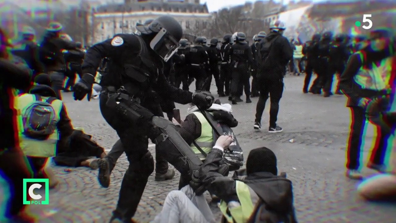 Violences Policières en France
