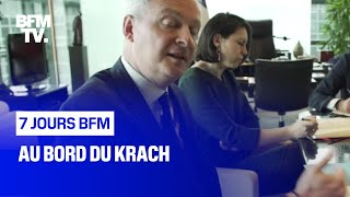 Documentaire Au bord du Krach