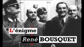 Documentaire L'énigme René Bousquet