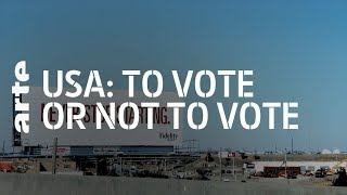 USA : to vote or not to vote