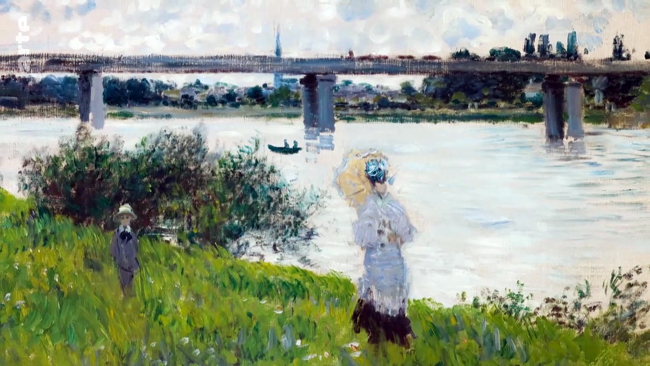 Documentaire Claude Monet : le regard du peintre
