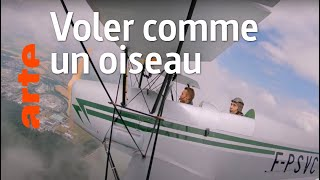 Documentaire Jonathan, acrobate du ciel
